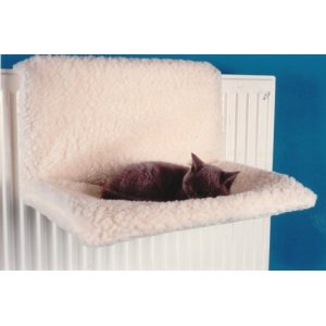 CAT BEDS : CANAC CAT'S CRADLE RADIATOR BED FOR CATS - WIDE SIZE